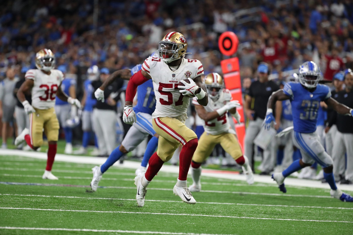 49ers' Dre Greenlaw to undergo groin surgery, out 6-8 weeks